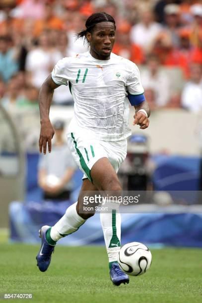 Didier DROGBA Pays Bas / Cote d'Ivoire Coupe du Monde 2006