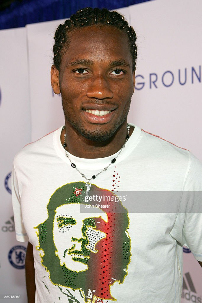 Didier Drogba (Photo by John Shearer/WireImage for William Morris Agency ( WMA ))