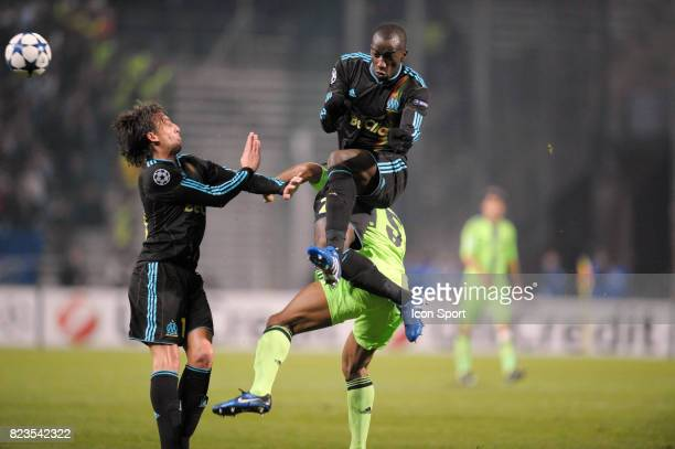Didier DROGBA / Souleymane DIAWARA Marseille / Chelsea Champions League 2010/2011