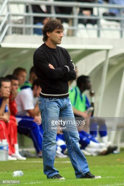 Didier THOLOT Reims / UNFP Match amical