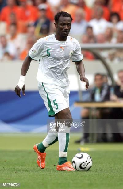 Didier ZOKORA Pays Bas / Cote d'Ivoire Coupe du Monde 2006