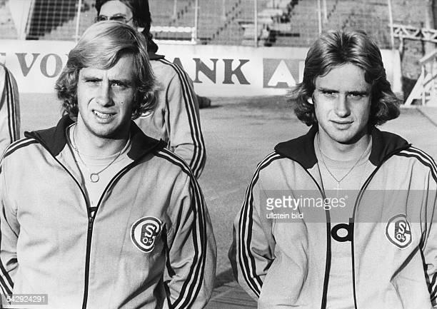 Die FußballZwillinge Erwin und Helmut Kremers Aufnahmedatum