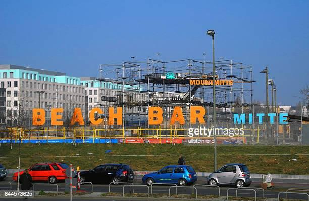 Die grosse FreizeitAnlage MountMitte mit der BeachBar am Nordbahnhof bereitet sich auf die neue Saison vor