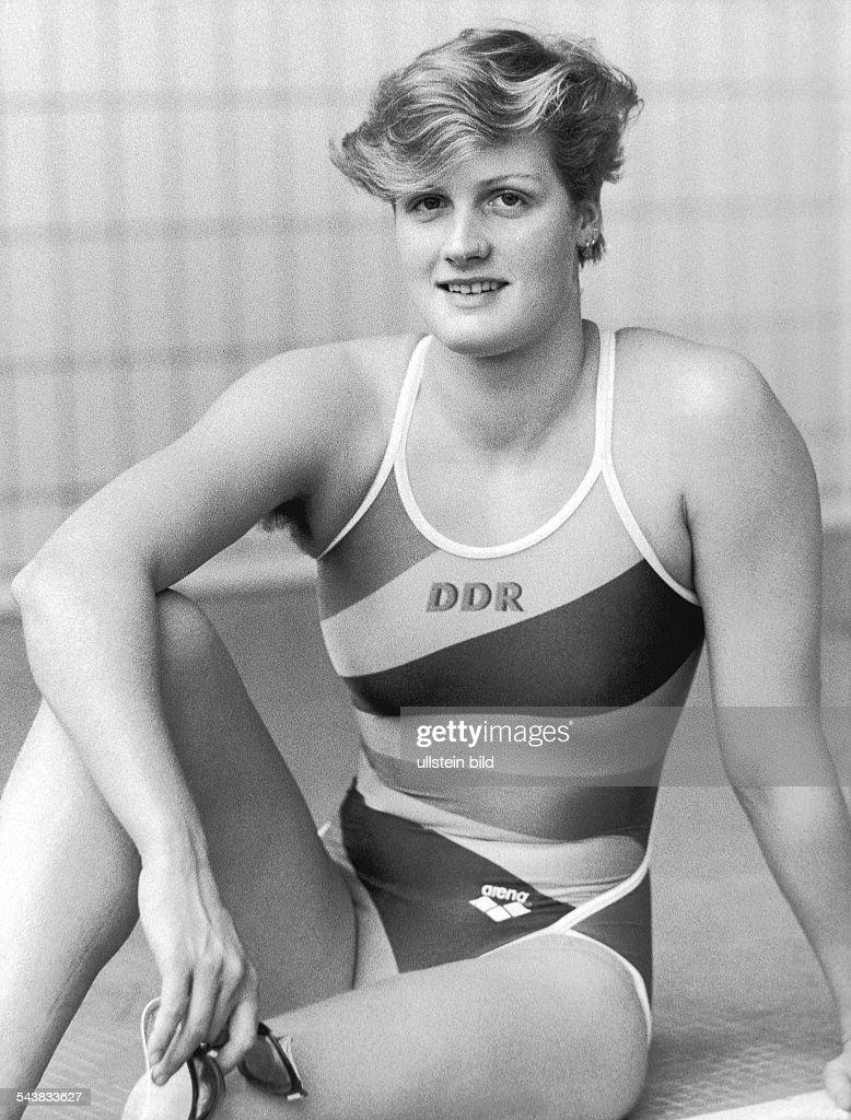 Ddr Schwimmerinnen