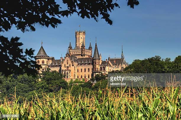 Die Marienburg bei Hildesheim Sitz von Ernst August von Hannover