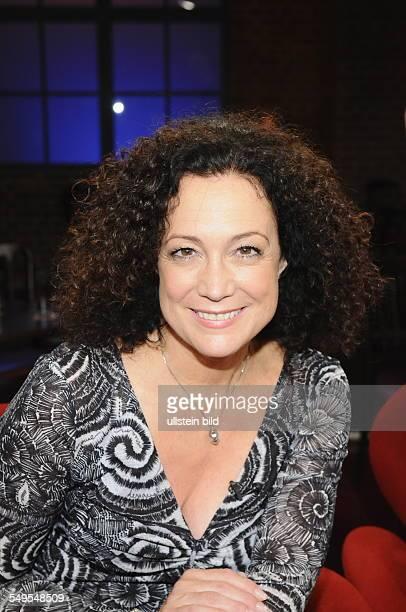 Die Schauspielerin Barbara Wussow