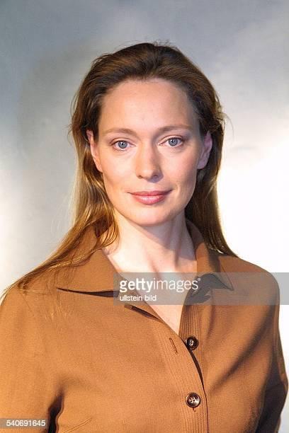 Die Schauspielerin Katja Weitzenböck