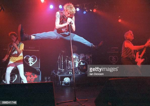 Die Toten Hosen performing on stage at The Forum Kentish Town London 30 October 1994
