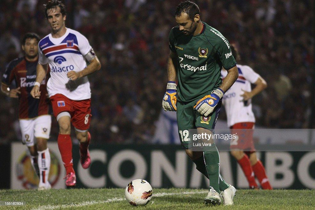 Cerro Porteno v Tigre - Copa Sudamericana