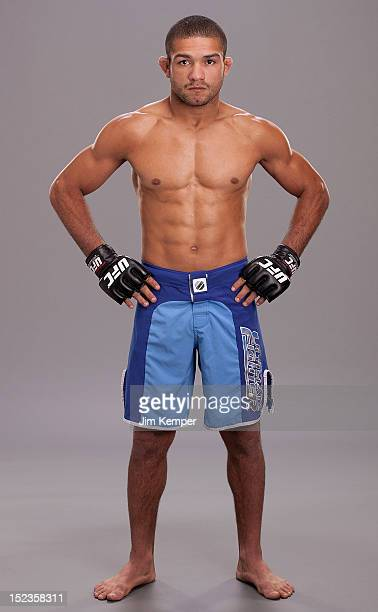 Diego Brandao poses for a portrait on May 23 2012 in Las Vegas Nevada