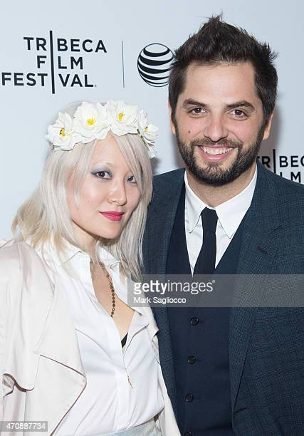 Diego Bunuel attends the 2015 Tribeca Film Festival Awards Night at the Spring Studios on April 23 2015 in New York City
