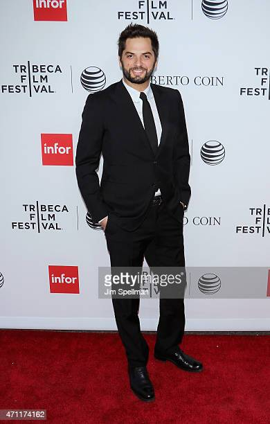 Diego Bunuel attends the 2015 Tribeca Film Festival closing night 'GoodFellas' at Beacon Theatre on April 25 2015 in New York City