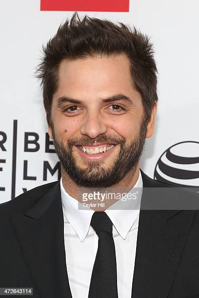 Diego Bunuel attends the closing night screening of 'Goodfellas' during the 2015 Tribeca Film Festival at Beacon Theatre on April 25 2015 in New York...