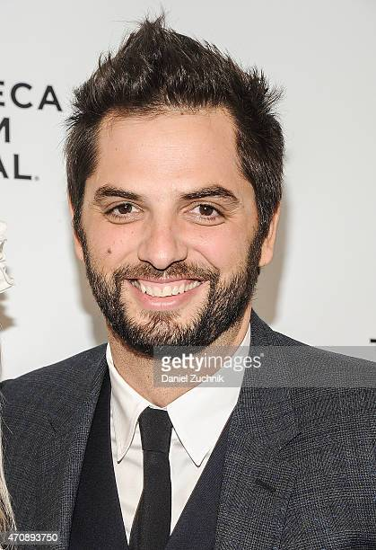 Diego Bunuel attends the Tribeca Film Festival Awards Night at Spring Studios on April 23 2015 in New York City