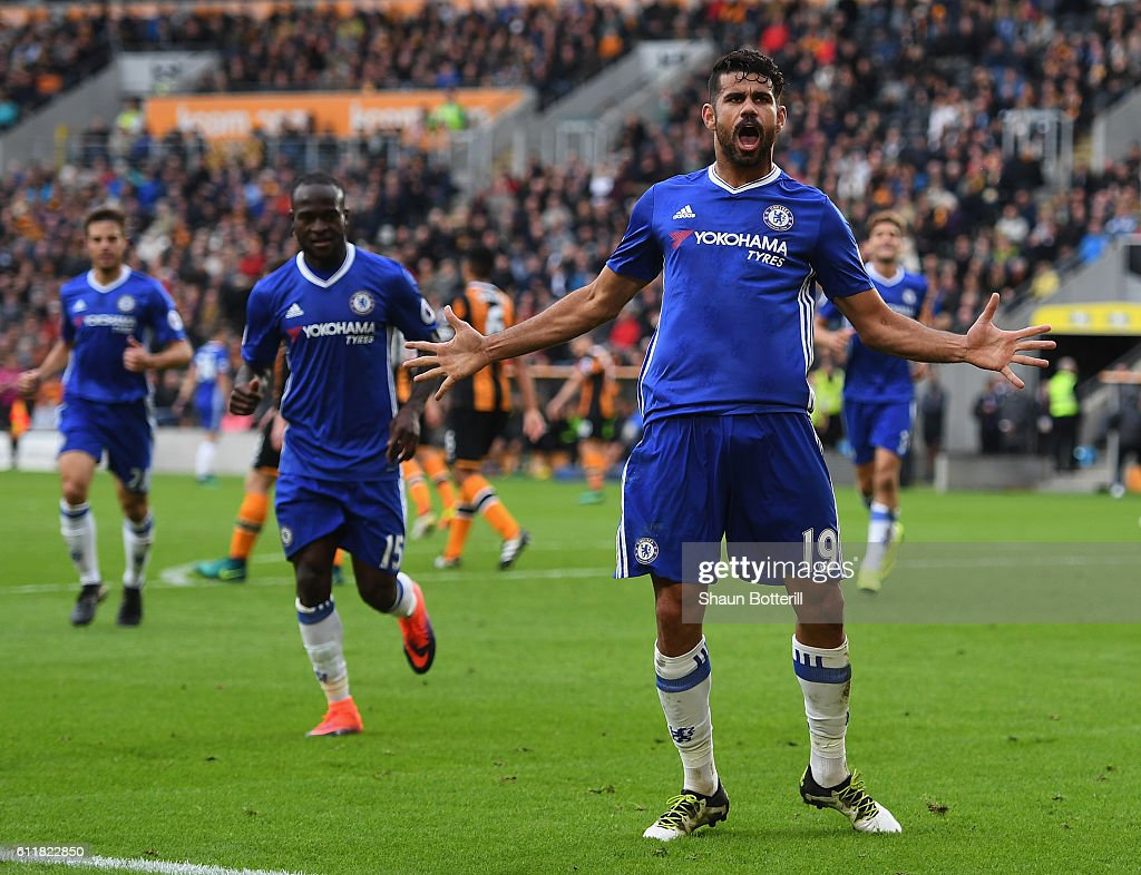 Hull City v Chelsea - Premier League : News Photo