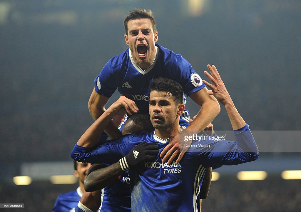 Chelsea v Hull City - Premier League : News Photo