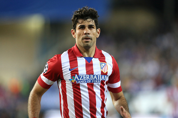 Football - UEFA Champions League - Club Atletico de Madrid vs Chelsea FC : News Photo
