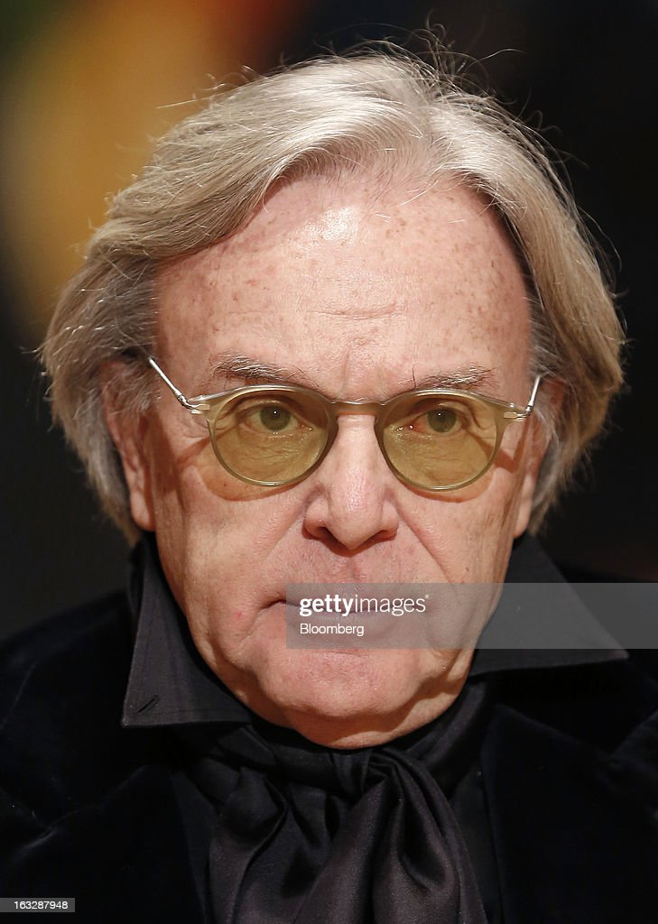 <a gi-track='captionPersonalityLinkClicked' href=/galleries/search?phrase=Diego+Della+Valle&family=editorial&specificpeople=579454 ng-click='$event.stopPropagation()'>Diego Della Valle</a>, billionaire and chairman of Tod's SpA, pauses during a Bloomberg Television interview at the company's headquarters in Sant'Elpidio a Mare, near Civitanova Marche, Italy, on Wednesday, March 6, 2013. Tod's, the maker of luxury footware and clothing accessories, is due to report earnings for 2012 on March 13. Photographer: Alessia Pierdomenico/Bloomberg via Getty Images