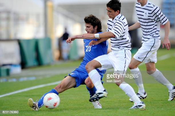 Diego Fabbrini / Anthony Knockaert France / Italie Festival International Espoirs Toulon