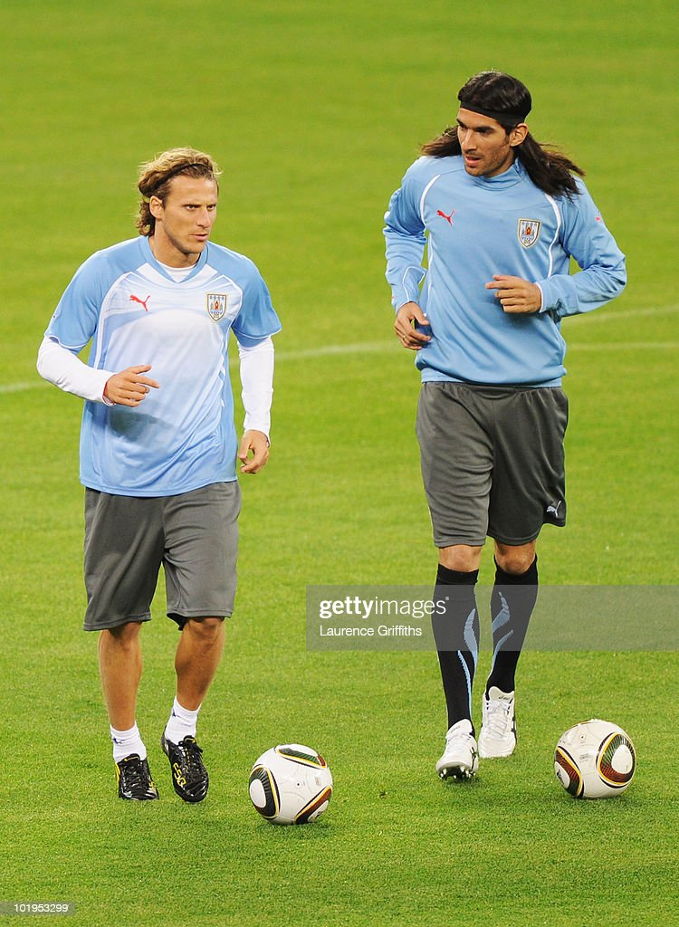 Uruguay Training Session-2010 FIFA World Cup