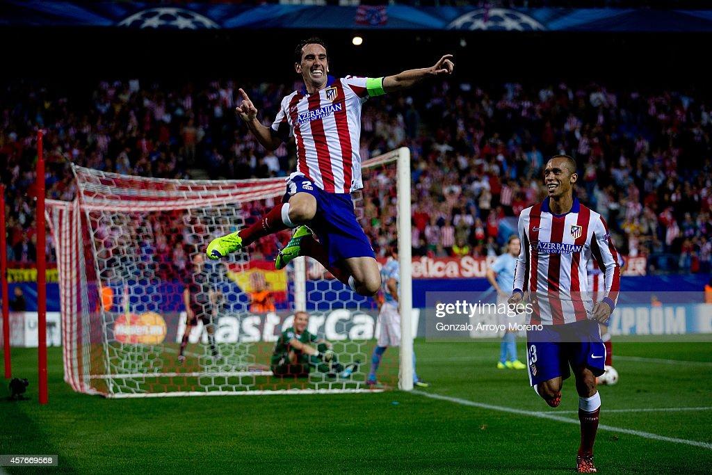 Club Atletico de Madrid v Malmo FF - UEFA Champions League