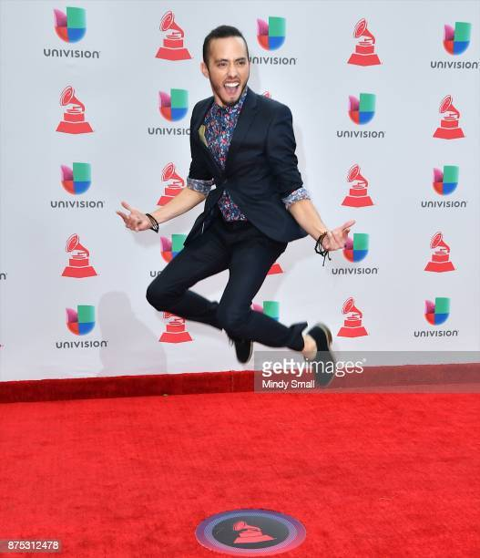 Diego Guirado attends the 18th Annual Latin Grammy Awards at MGM Grand Garden Arena on November 16 2017 in Las Vegas Nevada