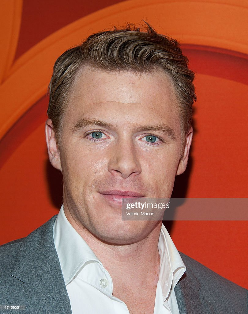 Diego Klattenhoff arrives at the NBCUniversal's '2013 Summer TCA Tour' at The Beverly Hilton Hotel on July 27, 2013 in Beverly Hills, California.