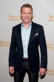 Diego Klattenhoff attends an evening with 'The Blacklist' at Florence Gould Hall on April 2 2014 in New York City