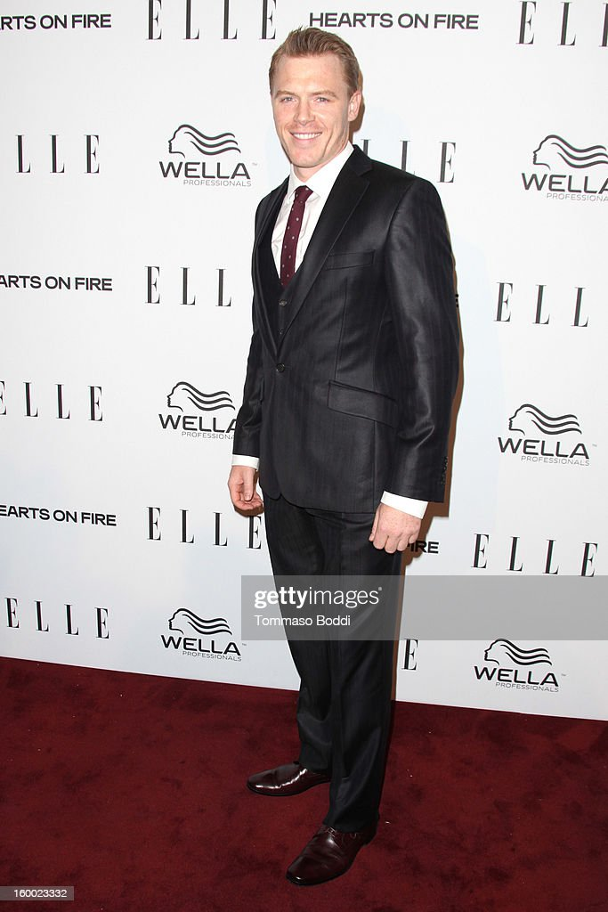 <a gi-track='captionPersonalityLinkClicked' href=/galleries/search?phrase=Diego+Klattenhoff&family=editorial&specificpeople=6128795 ng-click='$event.stopPropagation()'>Diego Klattenhoff</a> attends the ELLE Women in Television Celebration presented by Hearts on Fire Diamonds and Wella Professionals held at Soho House on January 24, 2013 in West Hollywood, California.