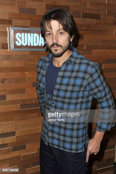 Diego Luna attends CloseUp with The Hollywood Reporter LIVE Indie Filmmakers on January 22 2016 in Park City Utah