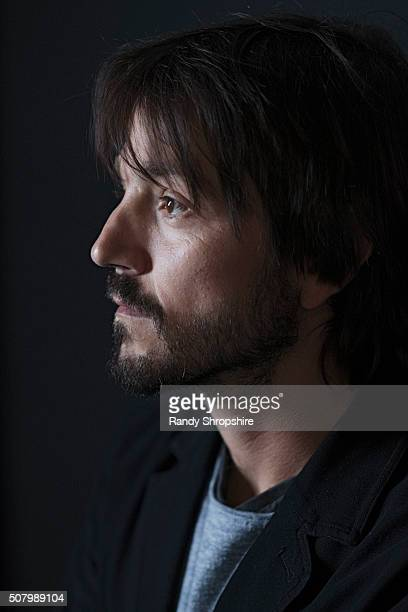 Diego Luna of 'Mr Pig' poses for a portrait at the 2016 Sundance Film Festival on January 26 2016 in Park City Utah