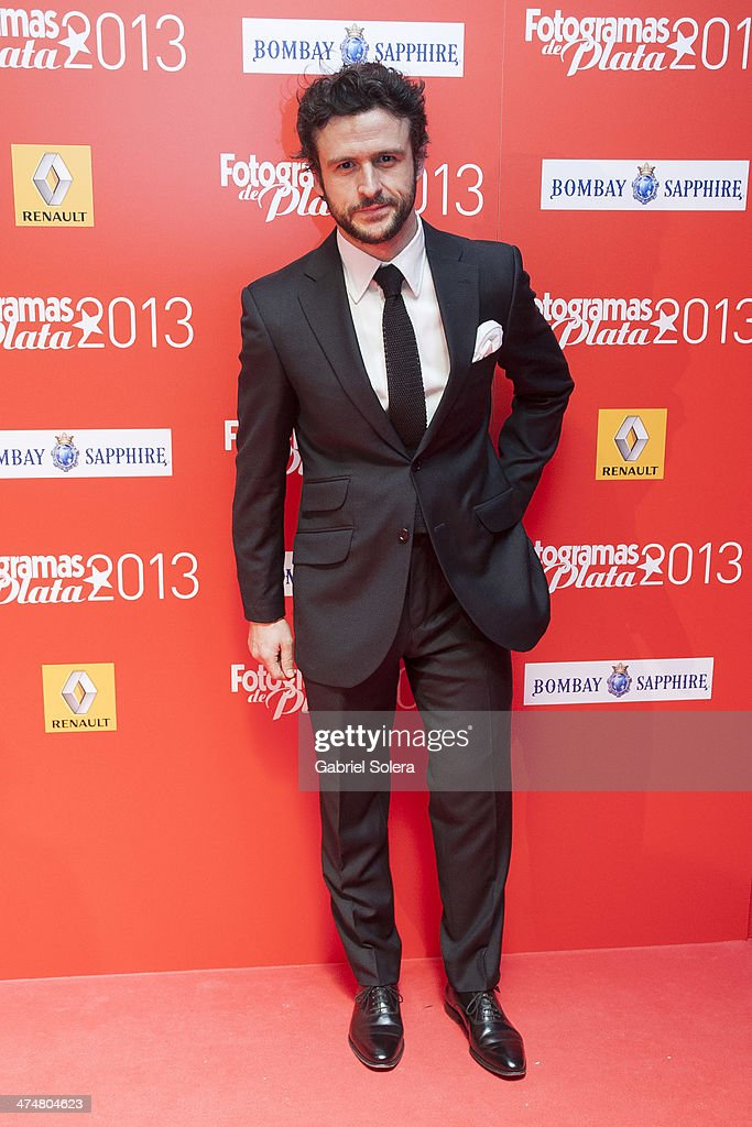 Diego Martin attends the 'Fotogramas Awards' 2013 at Joy Slava on February 24, 2014 in Madrid, Spain.