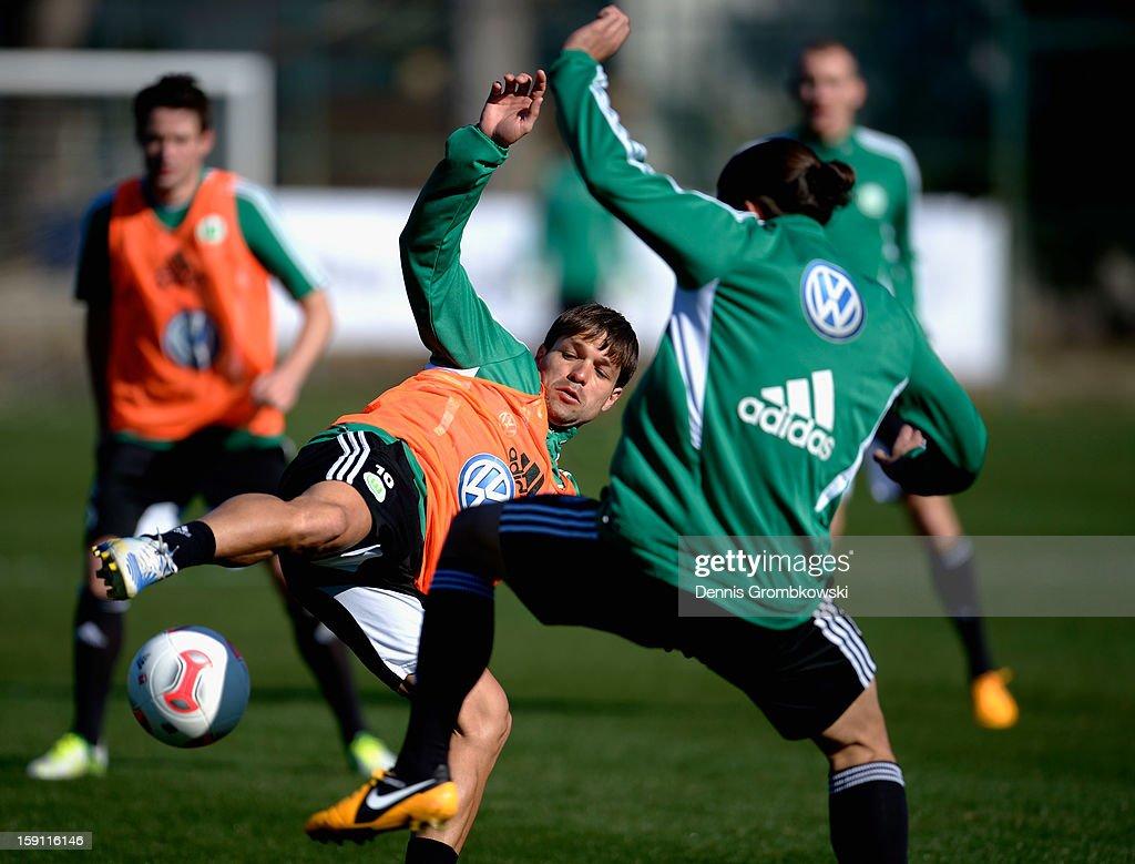 VfL Wolfsburg - Belek Training Camp Day 5