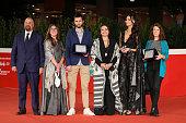 """XI Sorriso Diverso Roma Award"" Red Carpet - 16th Rome..."