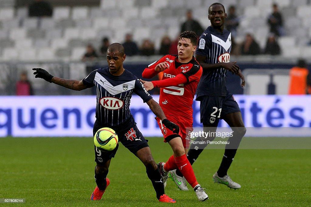 FC Girondins de Bordeaux v Stade Rennes - Ligue 1