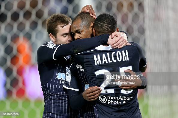 FC Girondins de Bordeaux v Montpellier Herault SC - Ligue 1 : News Photo