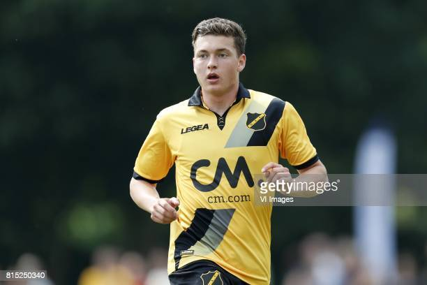 Diego Snepvangers of NAC Breda during the friendly match between NAC Breda and FC Volendam at Sportpark Blankershove on July 15 2017 in OudGastel The...