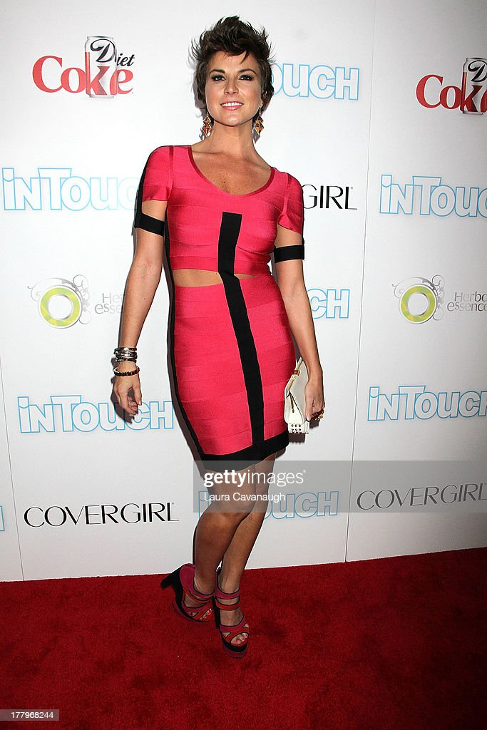 Dien Brown attends In Touch Weekly's 2013 Icons & Idols event at FINALE Nightclub on August 25, 2013 in New York City.