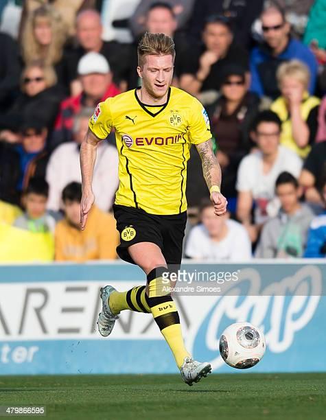 Dienstag 1 Fussball Bundesliga Saison 13/14 in La Manga / SpanienBV Borussia Dortmund im Trainingslager La Manga in SpanienTestspiel...