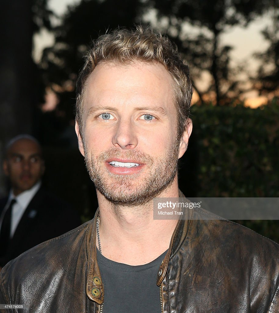 Dierks Bentley arrives at the Los Angeles premiere of 'Bob Hoover's Legacy' held at Paramount Theater on the Paramount Studios lot on February 21...