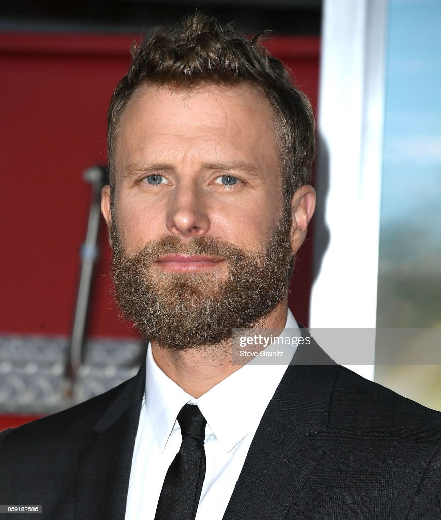 Dierks Bentley arrives at the Premiere Of Columbia Pictures' 'Only The Brave' at Regency Village Theatre on October 8, 2017 in Westwood, California.