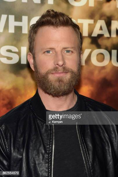 Dierks Bentley attends 'Only The Brave' screening at iPic Theater on October 17 2017 in New York City