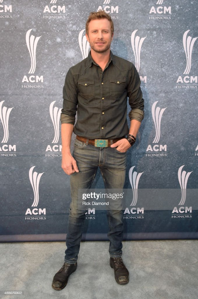 Dierks Bentley attends the 8th Annual ACM Honors at Ryman Auditorium on September 9 2014 in Nashville Tennessee