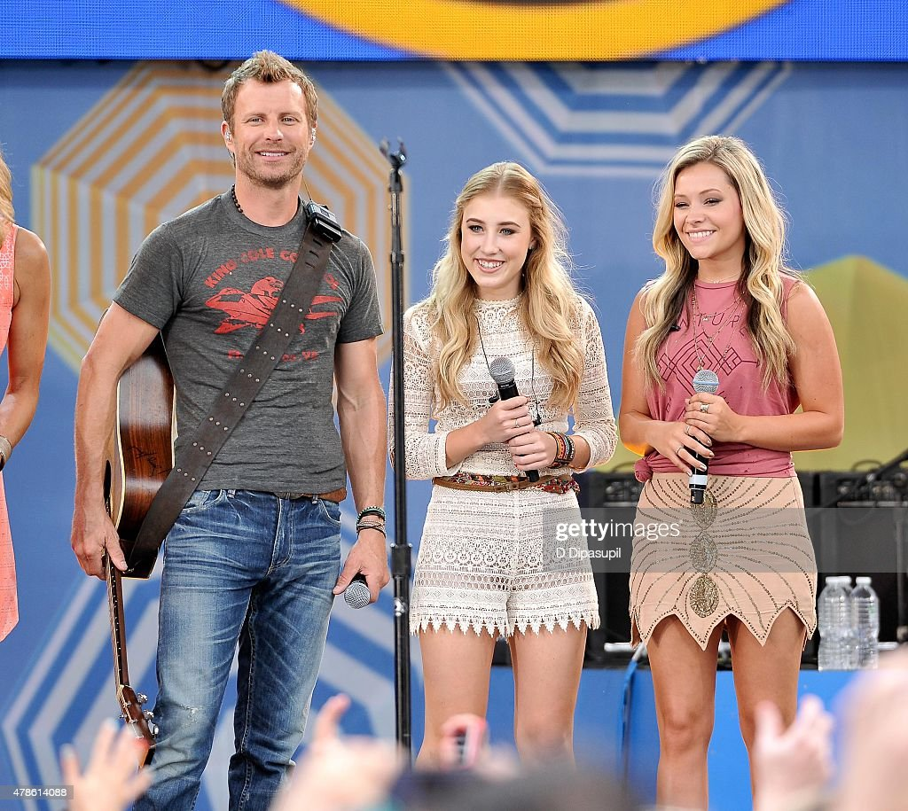 "Dierks Bentley Performs On ABC's ""Good Morning America"""