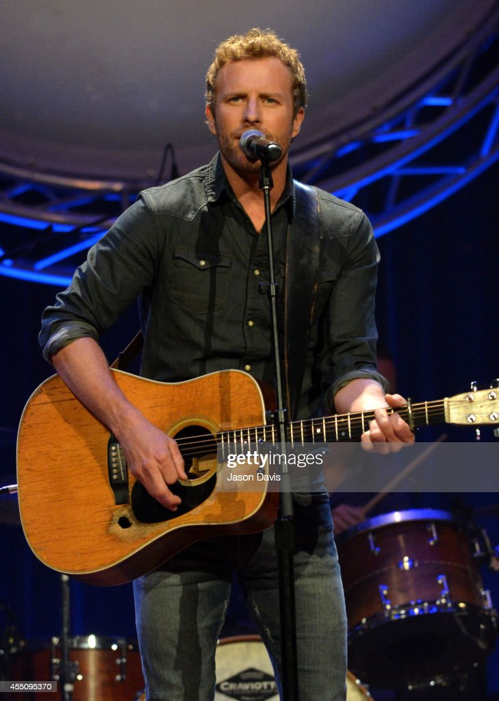 Dierks Bentley performs at the 8th Annual ACM Honors at the Ryman Auditorium on September 9 2014 in Nashville Tennessee