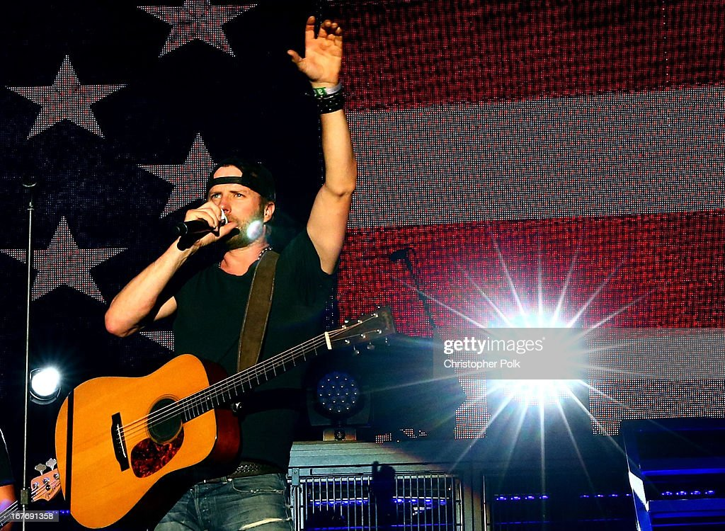<a gi-track='captionPersonalityLinkClicked' href=/galleries/search?phrase=Dierks+Bentley&family=editorial&specificpeople=243007 ng-click='$event.stopPropagation()'>Dierks Bentley</a> performs onstage during 2013 Stagecoach: California's Country Music Festival held at The Empire Polo Club on April 27, 2013 in Indio, California.