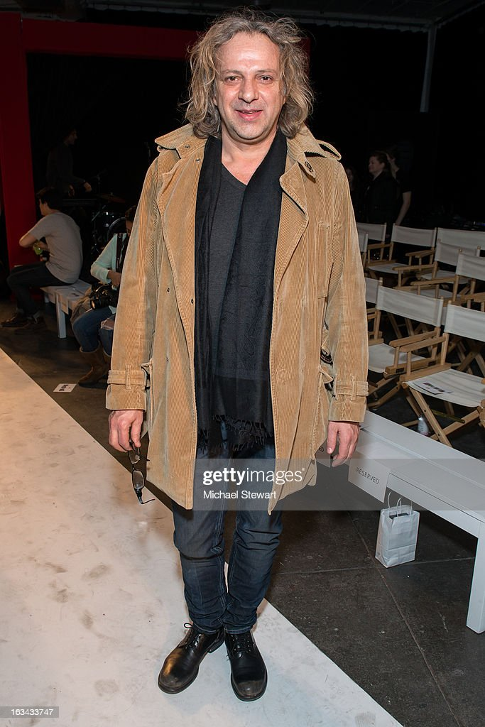 Diesel CEO Germano Ferraro attends the Diesel Kids fashion show during 2013 petitePARADE Kids Fashion Week at Industria Superstudio on March 9, 2013 in New York City.