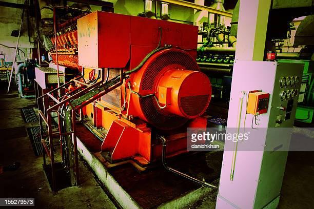 Diesel Generator XXXL Cross processed