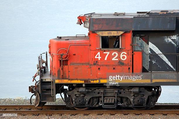 Diesel Lokomotive