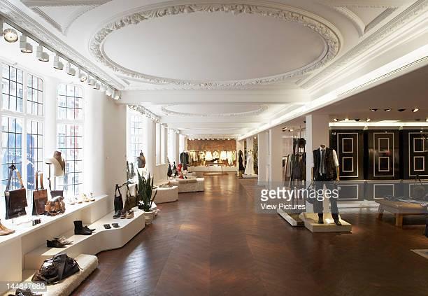 Diesel New Bond Street London W1 United Kingdom Architect Leckenby Associates Diesel Flagship Store Leckenby Associates London Overall View Of Shop...